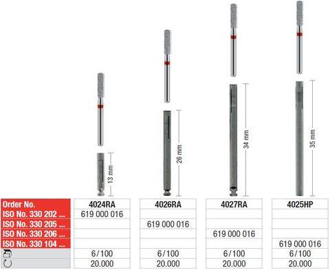 Edenta FG to HP Adapter 4025HP