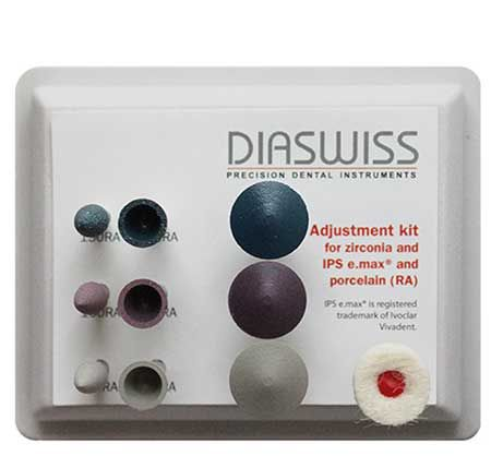 Diaswiss Slow Speed Ceramic Adjust Kit