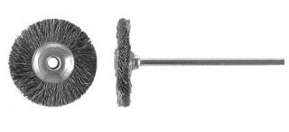 Bellotti Crimped Steel Wire Brush 21mm