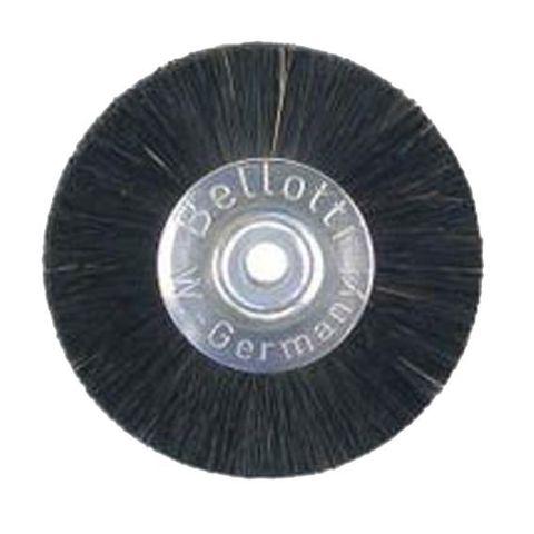 Bellotti Slimline Lathe Brush Metal Centre 49mm