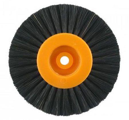 Bellotti Triple Row Lathe Brush 55mm