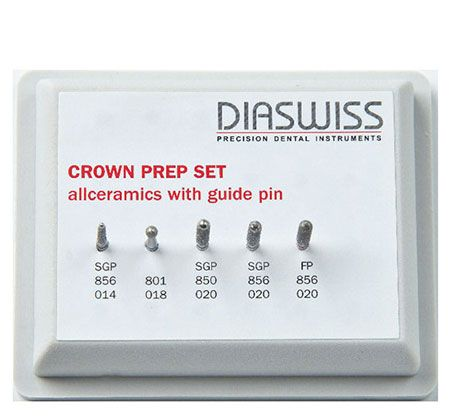Diaswiss Crown Prep C