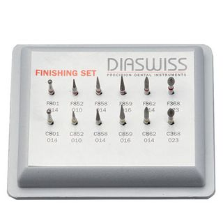 Diaswiss Finishing Set