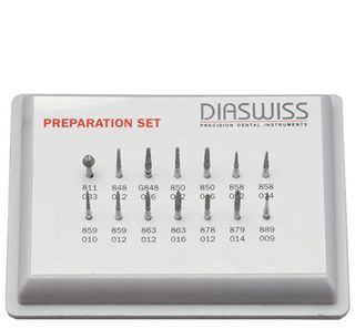 Diaswiss Preparation Set