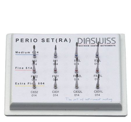 Diaswiss Perio Set