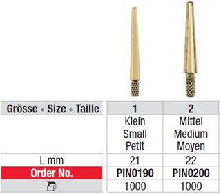 Mandrels, Pins & Adaptors