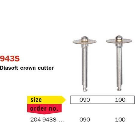Diaswiss RA Sintered Diamond Crown Cutting Disc