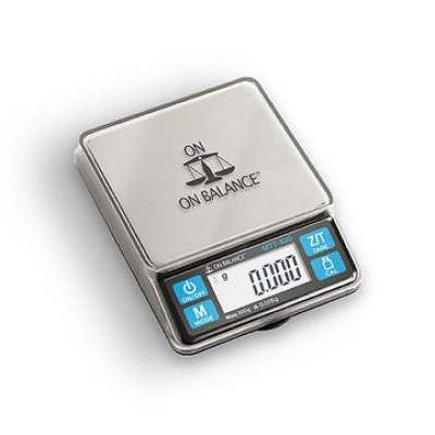 On Balance Mini Table Top Scale - 100g x 0.005g