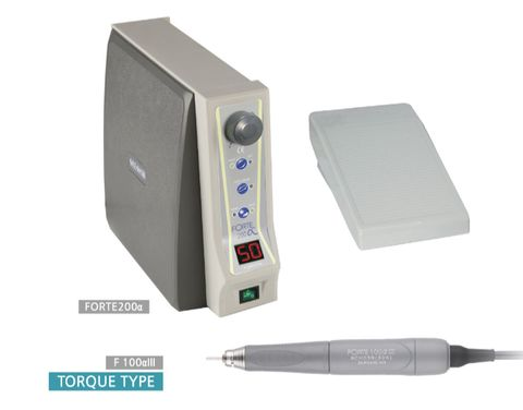 Saeshin Forte 200a/Forte 100aIII w/Knee Switch Set