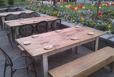 Don't Forget to Apply for the Vic Govt's $5000 Outdoor Dining Grant