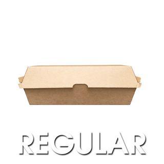 Enviro Snack Box - Regular (175x90x84mm) ABSBR