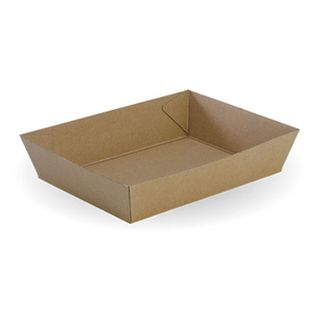 Enviro Food Tray #3 (180X134X45mm) ABT3