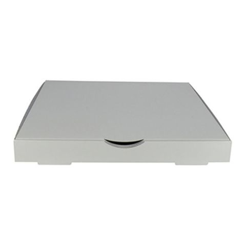 13 Inch Pizza Box White