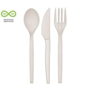 6 inch PSM Bio Tableware Fork (GD-6F-B)