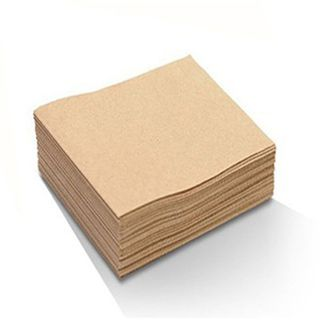 Bio Recycled Brown 2Ply Cocktail Napkin BN24 (L-B/CNCE-N)