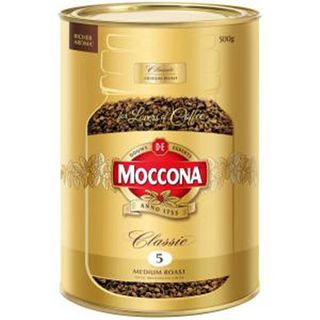 Moccona Freeze Dried Classic Instant Bulk Coffee - 500gm - 1671867