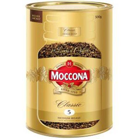 Moccona Freeze Dried Classic Instant Bulk Coffee - 500gm - 1671867