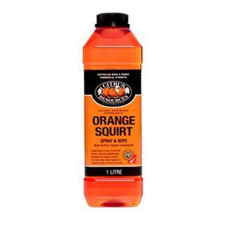 Citrus Orange Squirt Spray & Wipe