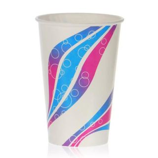 White Thickshake Cups - 488 ml (16oz)