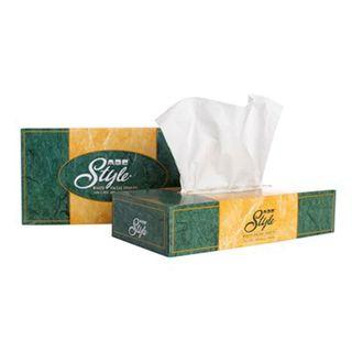 ABC Style Facial Tissues 2/Ply 100 Sheet A213255