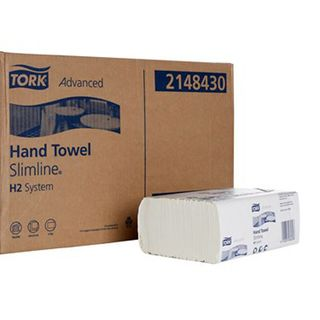 148430 TORK Advanced Slimline Hand Towel 21 X 185 Sheet