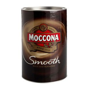 Moccona Smooth Instant Bulk Coffee - 1kg