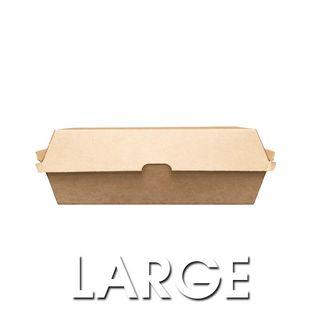 Enviro Snack Box - Large (205x105x77mm) ABSBL