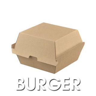 Enviro Burger Box/Clam (105x102x85mm) ABBB