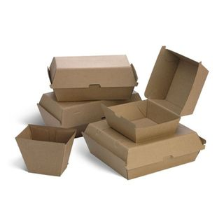 Enviro Burger Box/Clam (105x102x85mm) - EC-SB0301