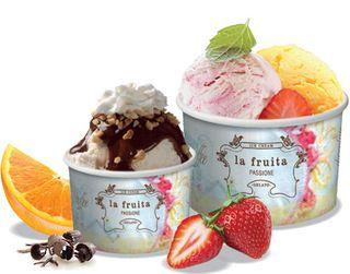 Paper Ice Cream/Gelato Cup 4oz CA-IC4