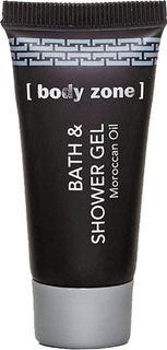 Body Zone Black 20ml Bath & Shower Gel (BOZ-TUDG020)