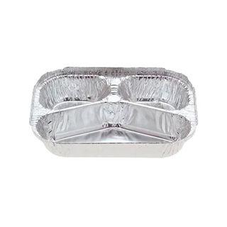 448 - Medium Rectangular Foil Takeaway Container