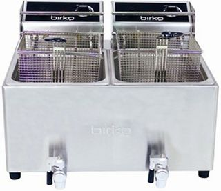 Birko Fryer - Double 8L - 15 amp - 1001004