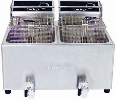 Birko Fryer - Double 8L - 15 amp - 1001004