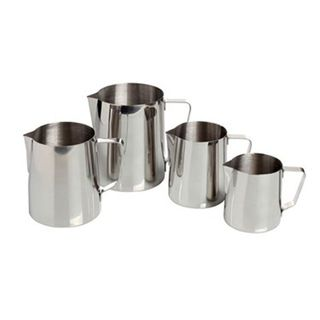 0.6L Cut Edge Stainless Steel Jug