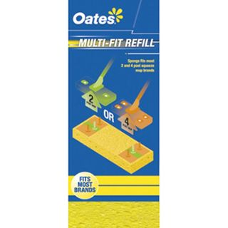 Oates Squeeze Mop Refill MS 005