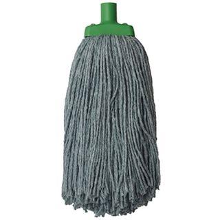 Gala/Cleanmax Duraclean Mophead - 400 gm - Green