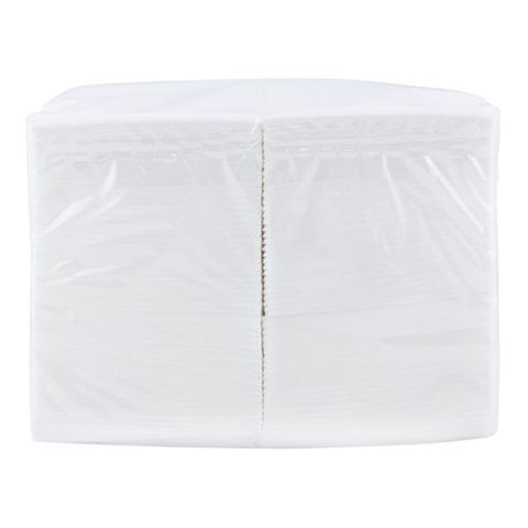 Monarch Quilted GT Fold White Dinner Napkins