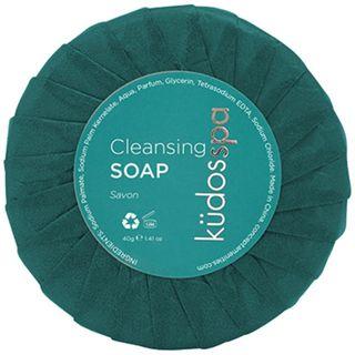 Kudos Spa 40gm Pleat Wrap Soap (C40PW-KD2)