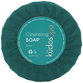 Kudos Spa 40gm Pleat Wrap Soap (C40PW-KD2)