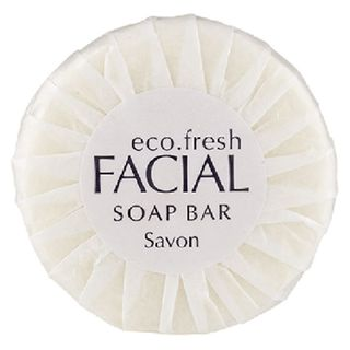 Eco-Fresh 20gm Pleat Wrapped Soaps C20PW