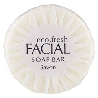 Eco-Fresh 20gm Pleat Wrapped Soaps C20PW-ECO