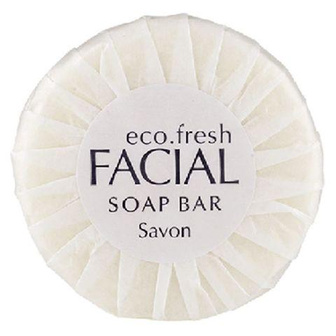 Eco-Fresh 20gm Pleat Wrapped Soaps C20PW