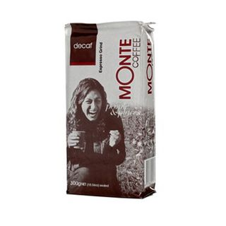 Monte DECAFF GROUND Coffee - 300gm