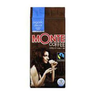 Monte DECAFF GROUND Coffee - 300gm