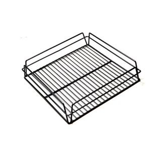 17 x 14 - Black Glass Racks