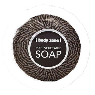Body Zone 20gm Pleat Wrapped Soap (BOZ-SOAP022)