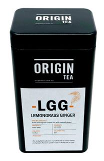 Origin Tea Display Tin