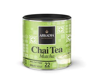Arkadia Matcha Green Tea Latte - 440gm