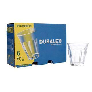 Duralex Picardie Glass - 22cl/220ml